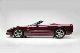 2003 50th anniversary corvette 2003 chevrolet corvette 50th anniversary convertible 160967