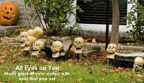 Awesome Outdoor Halloween Decorations all eyes on you 5 favorite outdoor halloween decorations dot