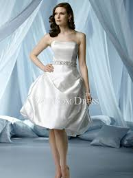 ball gown a line natural knee length satin ivory rectangle