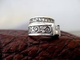 western wedding rings wedding rings