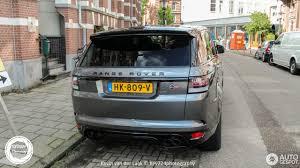 range rover van land rover range rover sport svr 17 may 2017 autogespot