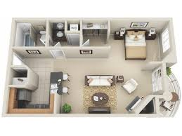one bedroom apts for rent studio apartments los angeles the preston miracle mile