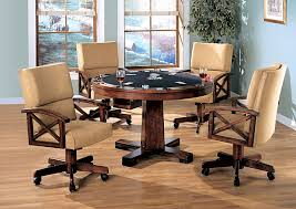 Pool Table Converts To Dining Table by Woods Furniture Gallery Granbury Tx Black U0026 Oak Convertible