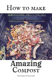 how to make a lot of compost this winter composting leaves and