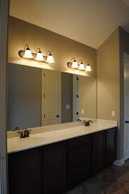 Small Bathroom Vanity Lighting  Bulbs InteriorDesigNewcom - Bathroom vanities lighting 2