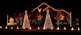 outdoor colorful christmas lights with christ 21848 pmap info