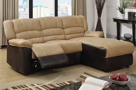 Microfiber Recliner Sofa by Brown Sofas Center Leather Sectional Reclining Sofa With Chaise
