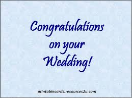 congratulations on your marriage cards free congratulations your wedding cards printable 2419035 top