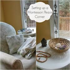 Table Setting Healthy Beginnings Montessori by The Montessori On A Budget Blog A Montessori Peace Corner