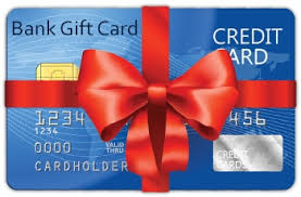 bank gift cards types of gift cards