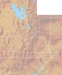 Orem Utah Map by Salt Lake City Laminate Laminating Lamination Service Cards