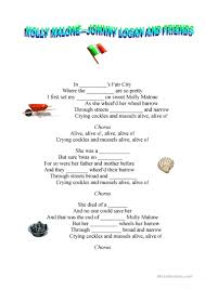 Wavin Flag Lyrics Queen We Will Rock You Lyrics Worksheet Free Esl Printable