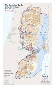 Israel Map 1948 Nahostkonflikt Israel Palästina