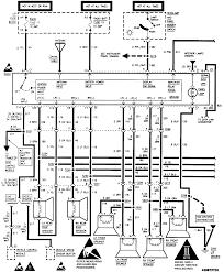 1996 chevy tahoe wiring diagram wiring diagram weick