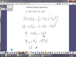 honors algebra 2 unit 3 test review youtube