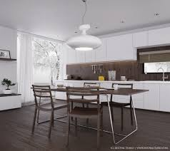 japanese kitchen design modern japanese kitchen design with wooden chairs and white