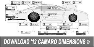 2012 camaro dimensions camaro ss bodies for pro stock pro mod five race car bodies