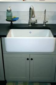33 inch white farmhouse sink single bowl farmhouse sink farmhouse apron front single bowl kitchen