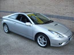 toyota celica gt for sale uk used silver toyota celica 2004 petrol 1 8 vvti 3dr coupe excellent