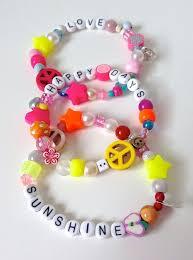 craft bracelet beads images Bracelets with letter beads uganda bracelets jpg