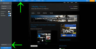 Sticky Top Bar How To Create A Sticky Or Fixed Navigation Bar In Weebly Weebly