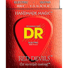 light electric guitar strings dr strings red devil light electric guitar strings musician s friend