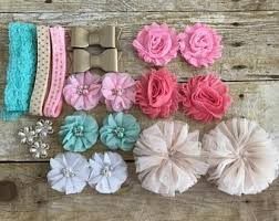 how to make a baby headband headband station etsy