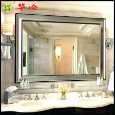 Wonderful Decorative Bathroom Mirrors Decorative Mirrors Bathroom