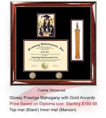 graduation tassel frame college tassel diploma frame tassel document high school 5 x 7 frame