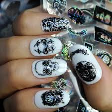nail decals picture more detailed picture about halloween design