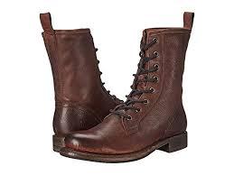 womens boots frye amazon com frye womens combat combat boot ankle bootie