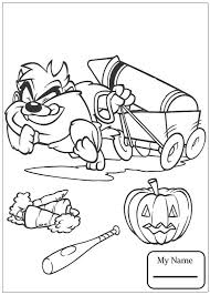 sylvester and tweety cartoons baby looney tunes coloring pages