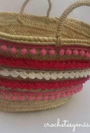 tutorial decoupage en mimbre todo tipo de ideas para decorar cestas y cestos de mimbre panniers