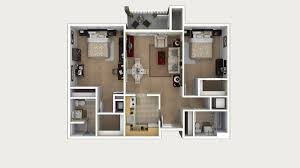 Beautiful Floor Plan Beautiful Floor Plan For Two Bedroom Apartment With Apartmenthouse
