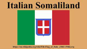 British Somaliland Flag Italian Somaliland Youtube
