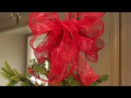 how much ribbon do you need to make a large bow for the top