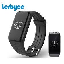 sleep activity bracelet images Lerbyee fitness tracker smart bracelet real time hr fitness jpg