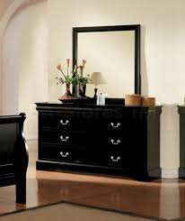 Bedroom Dressers With Mirror Black Dressers With Mirrors 7 Awesome Exterior With Source