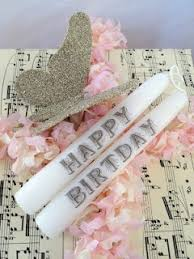 Personalized Birthday Candles 31 Best Birthday Candles And Cake Toppers Images On Pinterest