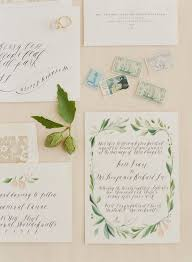 calligraphy invitations wedding invitations with calligraphy modwedding