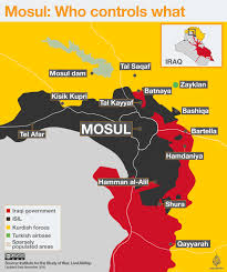Map Of Mobile Alabama Fears Of Sectarian Tension As Pmus Close In On Tal Afar Iraq