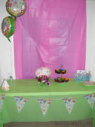 Butterfly Birthday Party Laura s Crafty Life