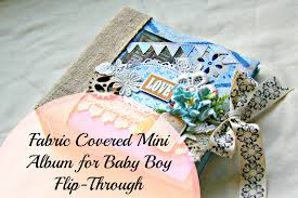 Photo Albums For Babies Soft Fabric Cover Baby Boy Mini Photo Album Youtube