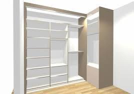 placard d angle chambre placard en angle avec façades coulissantes et portes à la