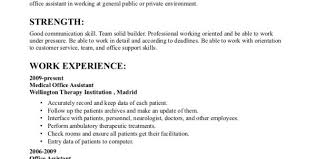 Sample Resume Office Administrator by Office Administrative Assistant Resume Office Administrator Resume