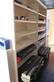 Ford Transit Connect Shelving by Image Result For Transit Van Racking Ideas Ford Transit Cargo