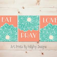 Teal Room Decor Girls Room Wall Art Baby Girl Nursery From Hollypop Designs