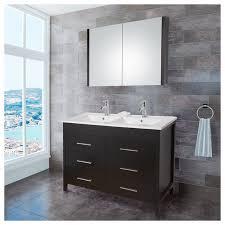 50 inch double sink vanity 50 inch bathroom vanity with sink bathroom designs
