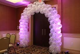 balloon arches balloon arches columns balloon artistry