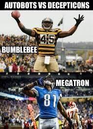 Pittsburgh Steelers Memes - nfl memes on twitter pittsburgh steelers vs detroit lions http